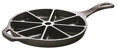 Cornbread Cast Iron Skillet Wedge Bake Cooking Lodge Cookware Pan Muffin Scone