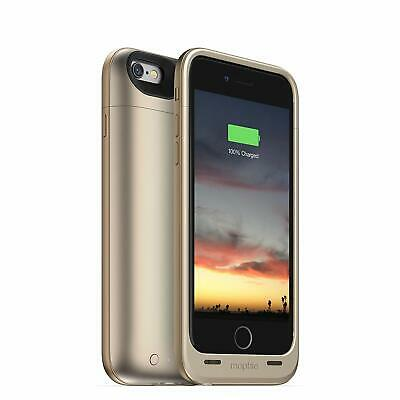 Mophie Juice Pack Air Battery Charging Case iPhone 6s/6 2750mAh - Gold