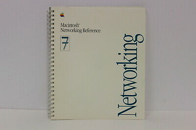 Apple Macintosh Networking Reference System 7 Manual 030-3936-B