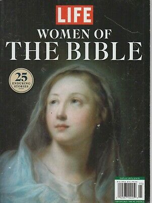 LIFE Women of The Bible 2019 25 Enduring Stories Time Inc Specials