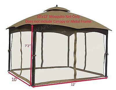 APEX GARDEN REPLACEMENT Canopy Top for the Lowes 10 x 12 Gazebo