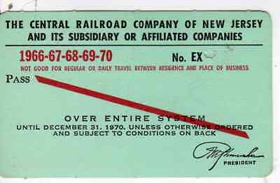 NORTHERN CENTRAL RAILWAY 1866 Railroad Pass - $114 38 | PicClick