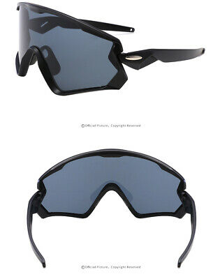 Men's Sport Cycling Sunglasses Outdoor Polarized Windproof Bicycle Glasses UV400