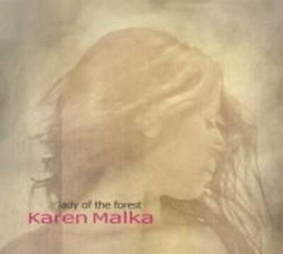 Lady Of The Forest - Karen Malka Compact Disc Free Shipping!