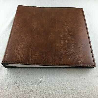 Jumbo Walther Photo Album - Tan