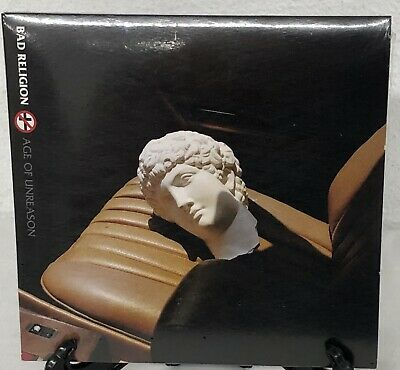Bad Religion Age of Unreason Brand New Sealed Digipak CD 2019 Epitaph Punk Rock