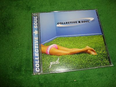 COLLECTIVE SOUL cd YOUTH  free US shipping