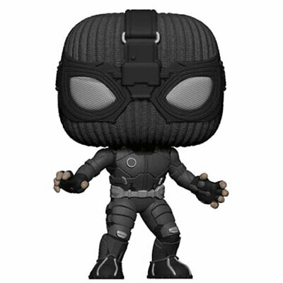 Funko POP! Marvel - Spider-Man: Far From Home Figure - SPIDER-MAN (Stealth Suit)