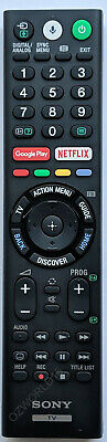 RMF-TX300A SONY Remote control X8000E X8500E series 4K HDR TV Genuine AUS stock