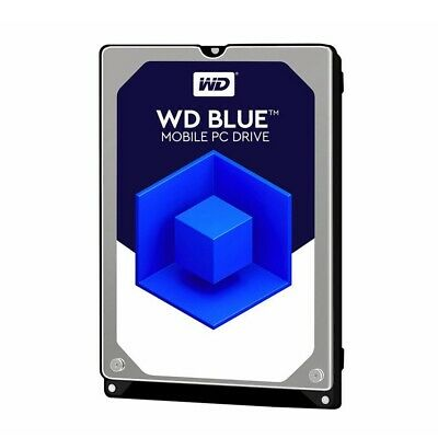 "WD Blue 1TB Laptop Hard Disk Drive Western Digital 128MB Cache 2.5"" SATA PS4 HDD"