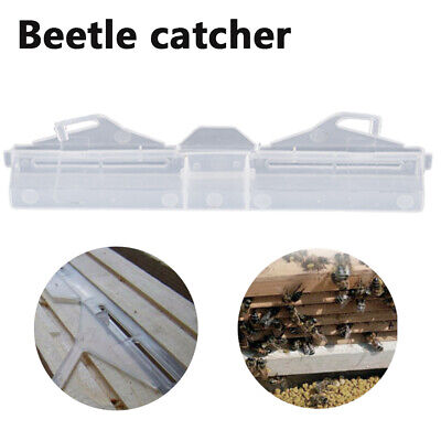 Beekeeping Reusable Hive Beetle Trap Apiary Bee Hive Protector Equipment
