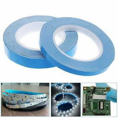 0.2mm Double Sided Thermal Adhesive Tape For LED CPU GPU Heatsink 6-50mm 25/50M