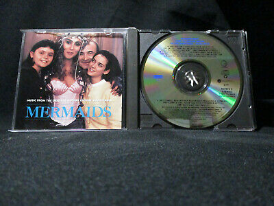 Mermaids. Film Soundtrack. Compact Disc. 1991. Made In Australia.