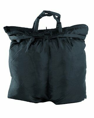 US Flyer's Pilot Helmet Bag Black