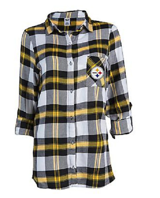 differently f1eb1 94f18 PITTSBURGH STEELERS NFL Womens Large T-Shirt Nwt $32 Kohl's ...