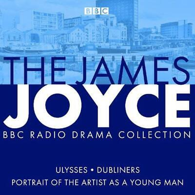 James Joyce Bbc Radio Collection: Ulysses, A Portrait of the Artist as a Young M