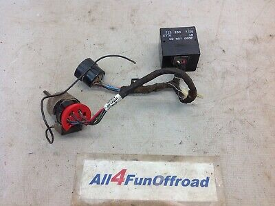 1989 Ford F150 F250 F350 Delay Wiper Switch And Module Assembly