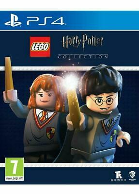 Lego Harry Potter Collection PS4 Playstation 4 Brand New Sealed UK PAL