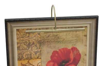 House of Troy APL16-71 OPEN BOX Advent Picture Light Antique Brass