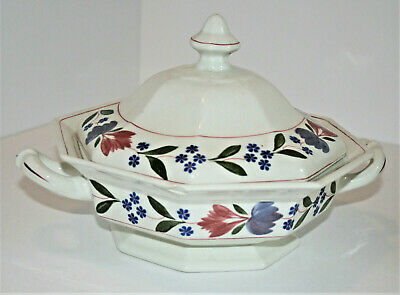 "Adams OLD COLONIAL - Serving Dish - 10.5"" Across Handles  - Very Good Condition."