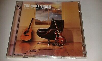 quiet storm 2cd set the who styx mr mister free sting texas prince clapton etc