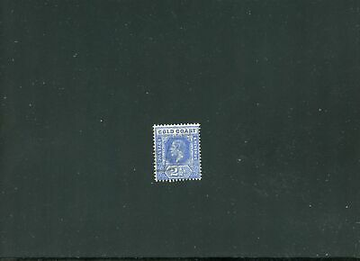 Lot 78154 Used  Gold Coast Stamp From British Colony King  Edward V11