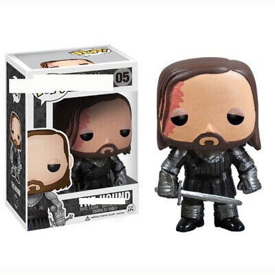 NEW FUNKO POP Game of Thrones The Hound  Vinyl Figure !Gift Box #05