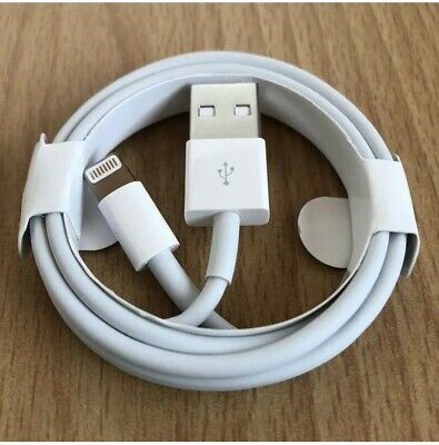 Boxed Genuine Official Apple Sync Charger USB Data Cable For iPhone 7 8 iPad Pro