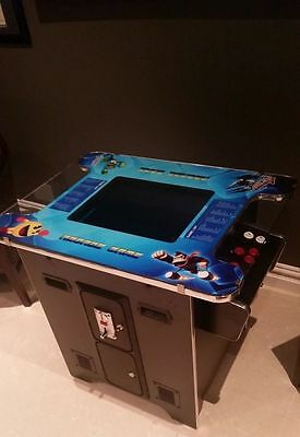 60 in 1 Arcade Machine - 2 PLAYER - BRAND NEW - PACMAN, SPACE INVADERS, GALAGA