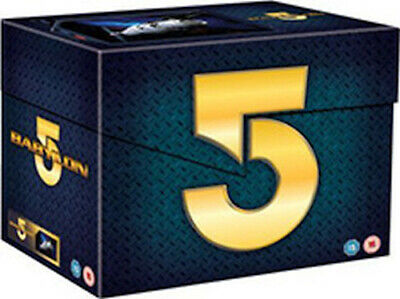 Babylon 5 Seasons 1 To 5 Complete Collection Dvd [Uk] New Dvd