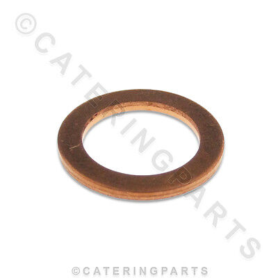 4146 Brass Sealing Washer For Thermostat Duct On Valentine Electric Deep Fryer