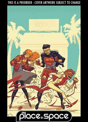 (Wk27) Young Justice, Vol. 3 #7B - Variant - Preorder 3Rd Jul