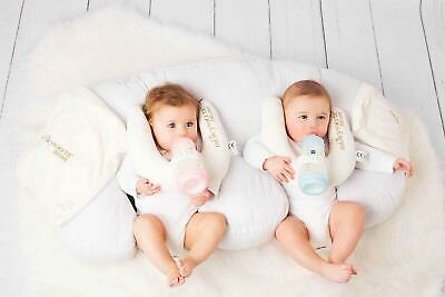 Baby Bottle Holder Hands Free - Milkymate Ideal for Single, Twins or More -