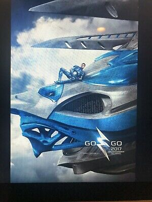"Power Rangers 2017 ""Billy Blue Ranger"" 27X40 Promo Movie POSTER"