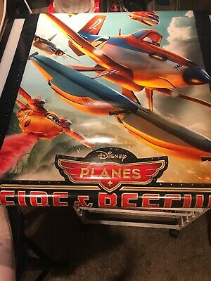 Planes 2 Fire & Rescue  - original DS movie poster - D/S 27x40 Advance