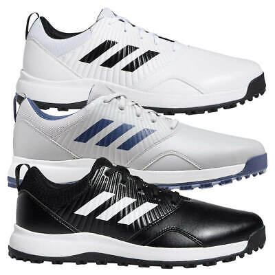 adidas Golf Mens 2019 CP Traxion SL Spikeless Leather Lightweight Golf Shoes