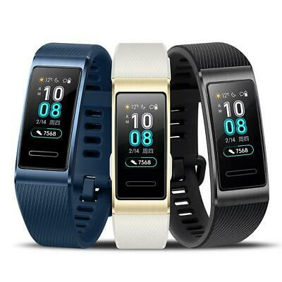 Huawei Band 3 Pro 0.95 inch Touch 5ATM GPS NFC Sleep Monitor Smart Bracelet