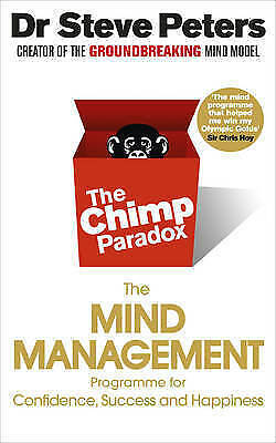 *FREE 1st P&P* BRAND NEW The Chimp Paradox: The Mind Management Programme