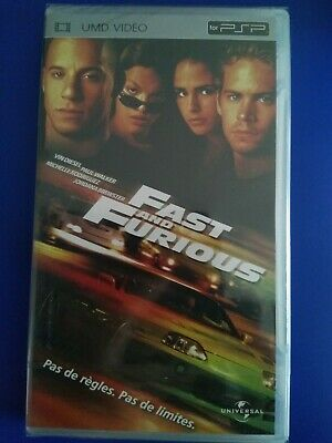 Fast And Furious * Umd Psp