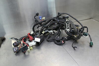 06-07 Yamaha YZF R6 Main Engine Wiring Harness Loom