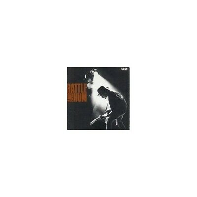 U2 - Rattle & Hum - U2 CD NNVG The Cheap Fast Free Post The Cheap Fast Free Post