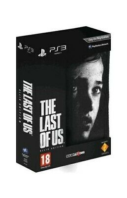 The Last of Us - Ellie Edition [PEGI] - Game  72VG The Cheap Fast Free Post