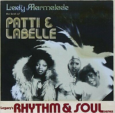 Lady Marmalade: Best of Patti Labelle -  CD FGVG The Cheap Fast Free Post The
