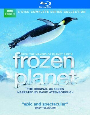 Frozen Planet [Blu-ray] [US Import] - DVD  UOVG The Cheap Fast Free Post