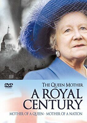 The Queen Mother - A Royal Century [DVD] - DVD  U6LN The Cheap Fast Free Post