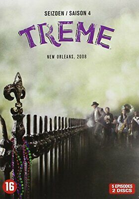 Treme - Season 4 [Import] - DVD  PYVG The Cheap Fast Free Post