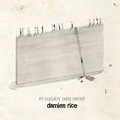Rice  Damien - My Favourite Faded Fantasy - Rice  Damien CD 4MVG The Cheap Fast