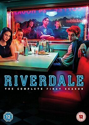 Riverdale S1 [DVD] [2017] - DVD  4SVG The Cheap Fast Free Post