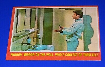 1976 Topps Happy Days Series 2 Card #12A 'Mirror, Mirror On The Wall' TV Show