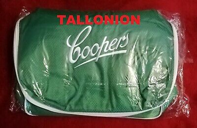 Coopers Brewery Green Insulated Cooler Bag  **Brand New**